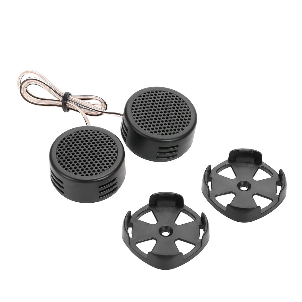 KKmoon Super Power Loud Audio Dome Speaker Tweeter pour voiture Auto une paire