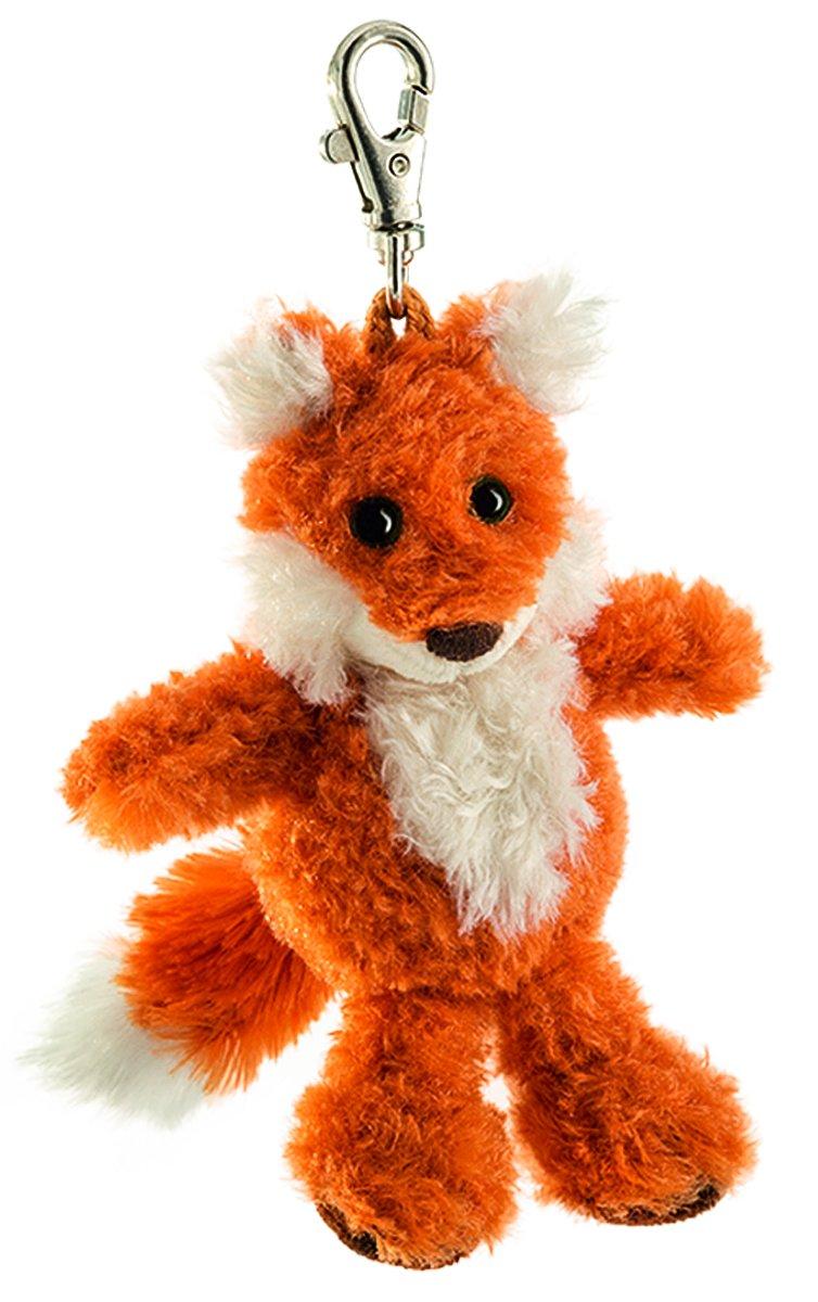Rudolph Schaffer Henry Fox Keyring Soft Toy 0204