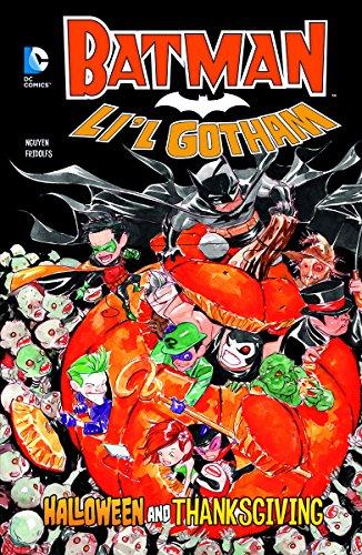 Halloween and Thanksgiving (Batman: Li'l Gotham) ()