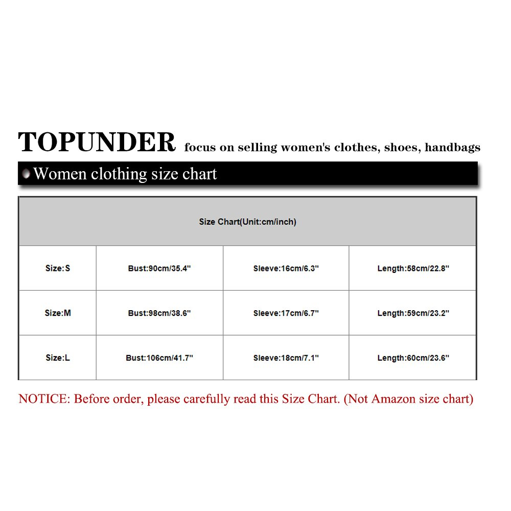 TOPUNDER 2018 Women Hollow Blouse Black Transparent Round Neck Top Short Sleeve T-Shirt at Amazon Womens Clothing store:
