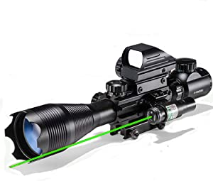 10 Best Scope For AR 15 Under $100 On The Market Today! 2