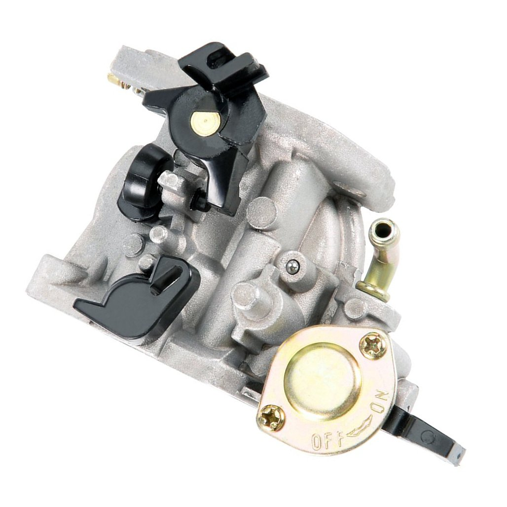 collettore di aspirazione per Motori GX160 5,5 HP GX200 6,5 HP GX 140 160 Leva di soffocamento QAZAKY carburatore con Guarnizione a Bobina di accensione