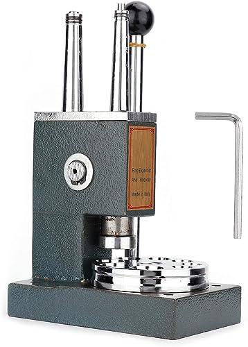 Filfeel Ensanchador de Anillo y Reductor Ampliación de tamaño Reparación de Herramienta de Mandril Herramientas de fabricación de Joyas Máquina de expansión de Anillo (Doble Polo): Amazon.es: Joyería