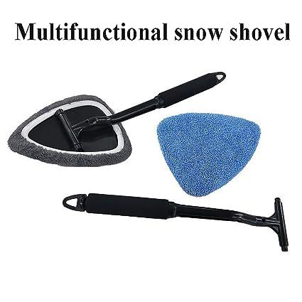 Amazon.es: SAKURAM Cepillo Nieve, Raspador De Hielo Escoba ...