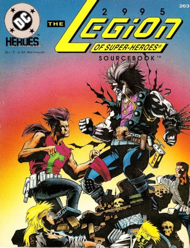 2995: The Legion of Super-Heroes Sourcebook (DC Heroes Role-Playing Game #263)