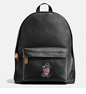 d00de7b450db COACH CHARLES BACKPACK IN GLOVE CALF LEATHER WITH MICKEY F59018