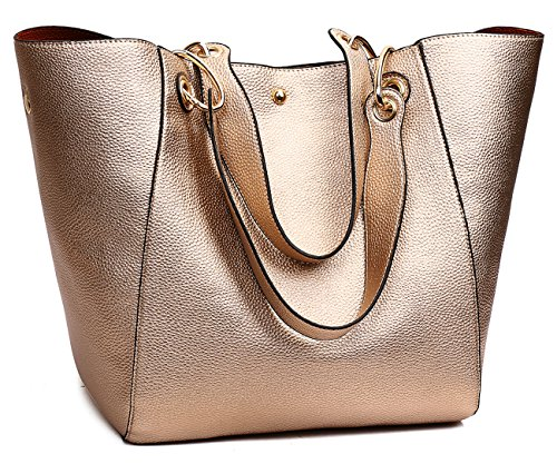Tibes Faux Leather Handbag for C...