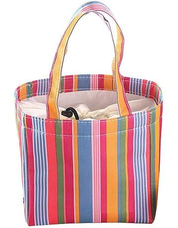 Bolsa Térmica Resistente al Agua - Bolsa de Almuerzo Portátil Mochila/Lunch Bag Térmica para