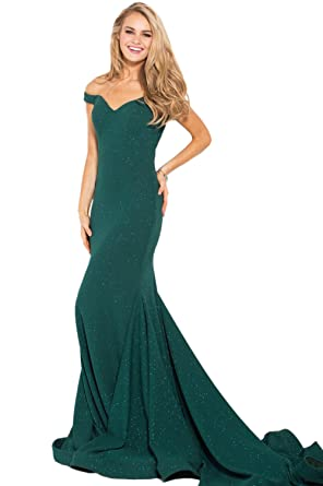 9ce7f2af Jovani Prom 2018 Dress Evening Gown Authentic 55187 Long Hunter at ...