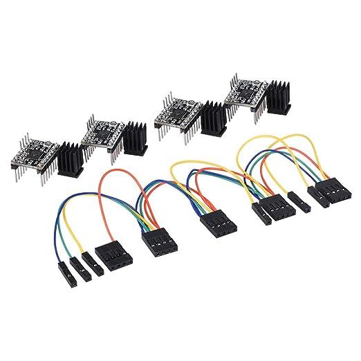 PoPprint TMC2130 V1.1 SPI - Placa de controlador silencioso con ...