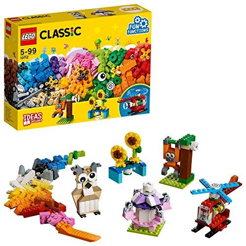 LEGO 클래식 아이디어 부품 기어 세트 10712