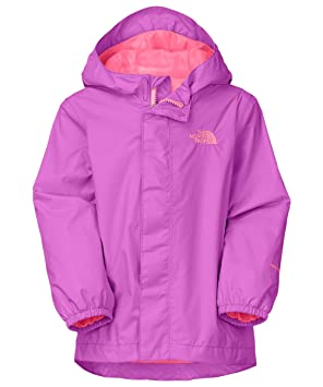 9f54323d4bc2 Image Unavailable. Image not available for. Colour  The North Face Toddler  Girls Tailout Rain Jacket (Sweet Violet ...