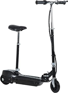 Colores Negro Patinete asiento Kid´s Scooter