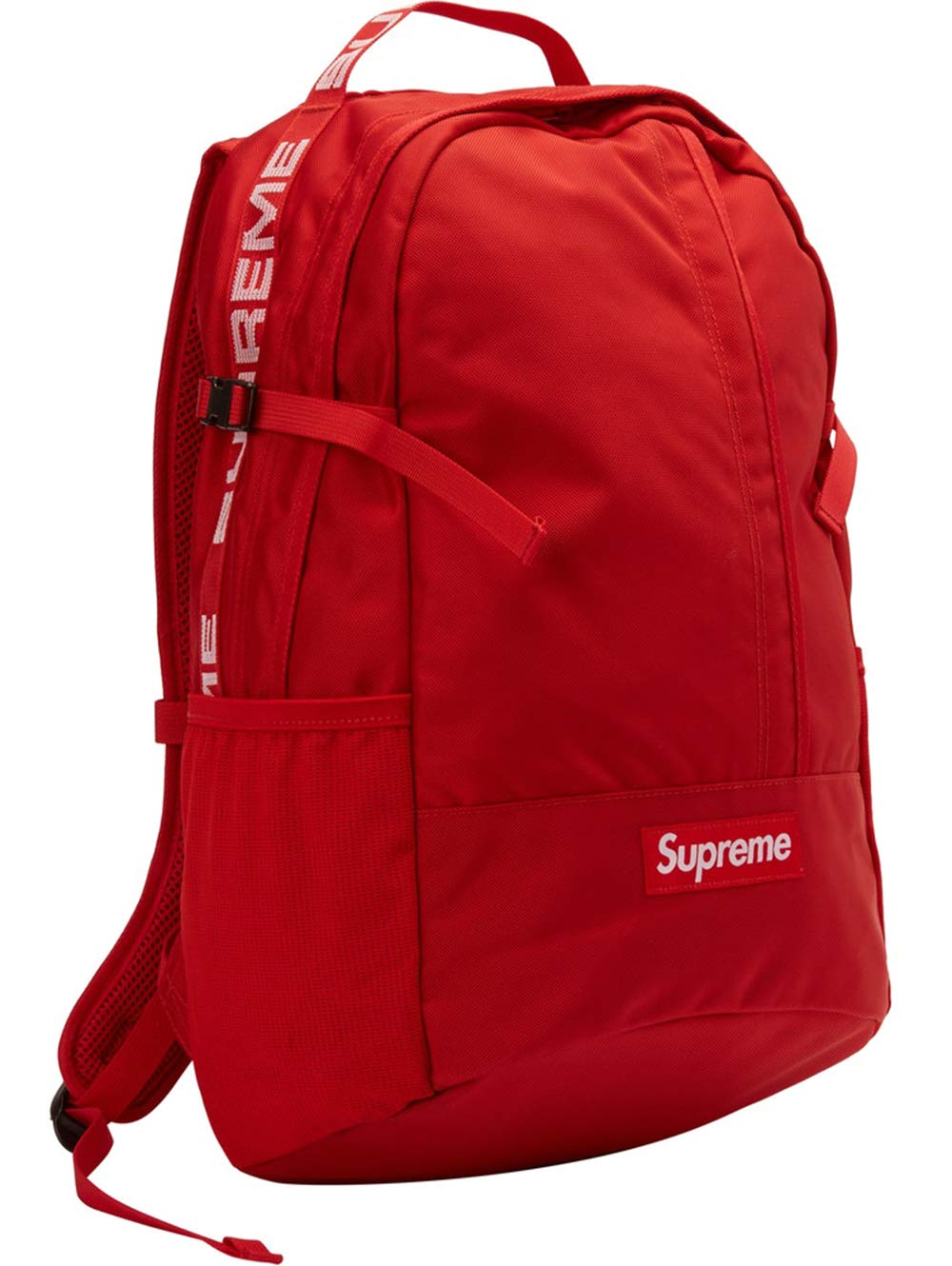 Oyoco Fashion Backpack Men's Top Load Backpack (red)