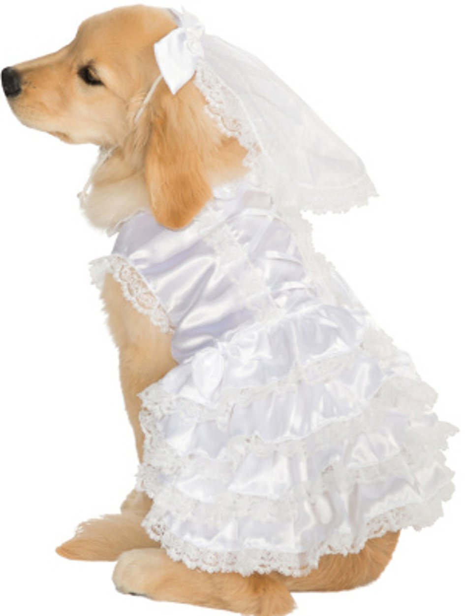 Rubie's Big Dog Bride Costume, X-Large