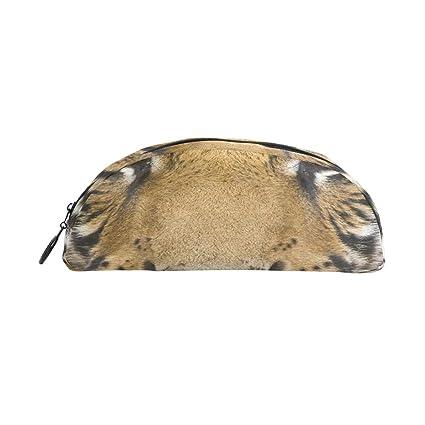 Tiger - Estuche semicircular con forma de concha para ...
