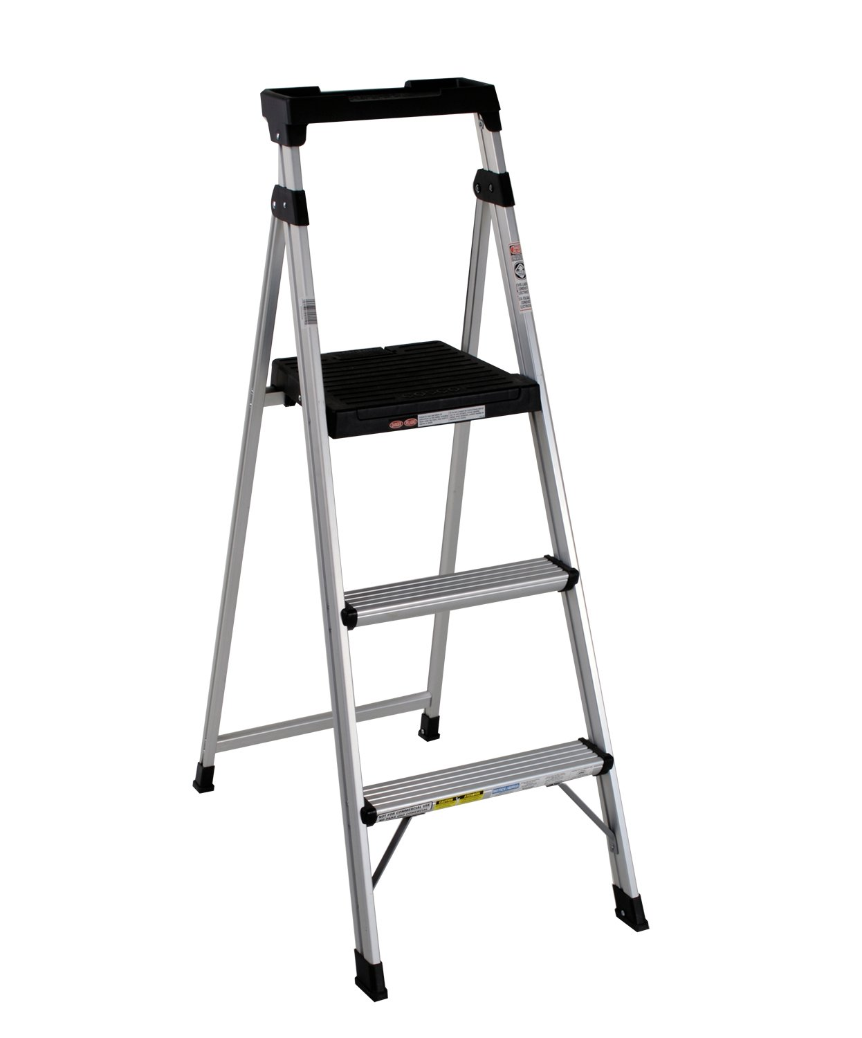 Cosco Three Step 5' Lite Solutions Folding Step Ladder