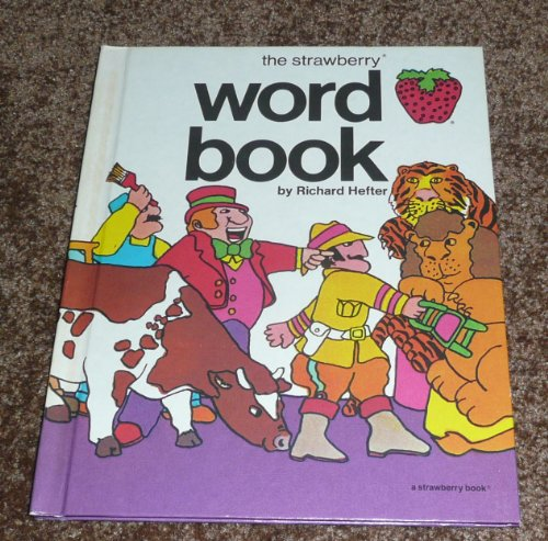 The strawberry word book (Strawberry Word Book)