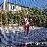 PowerNet 16 ft x 10 ft Sports Barrier Net | 160