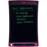 Boogie Board Jot Reusable Writing Tablet, Includes 8.5 in LCD Writing Tablet, Instant Erase, Stylus Pen, Built in…
