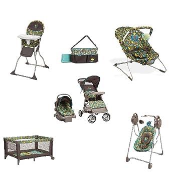 Amazon Com Baby Infant Toddler Travel System Bundle W Diaper