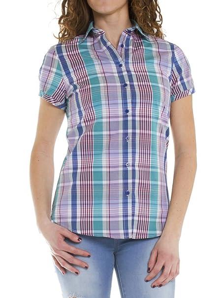 pretty nice 47832 88191 Carrera Jeans - Camicia per Donna, Fantasia a Quadri IT S ...