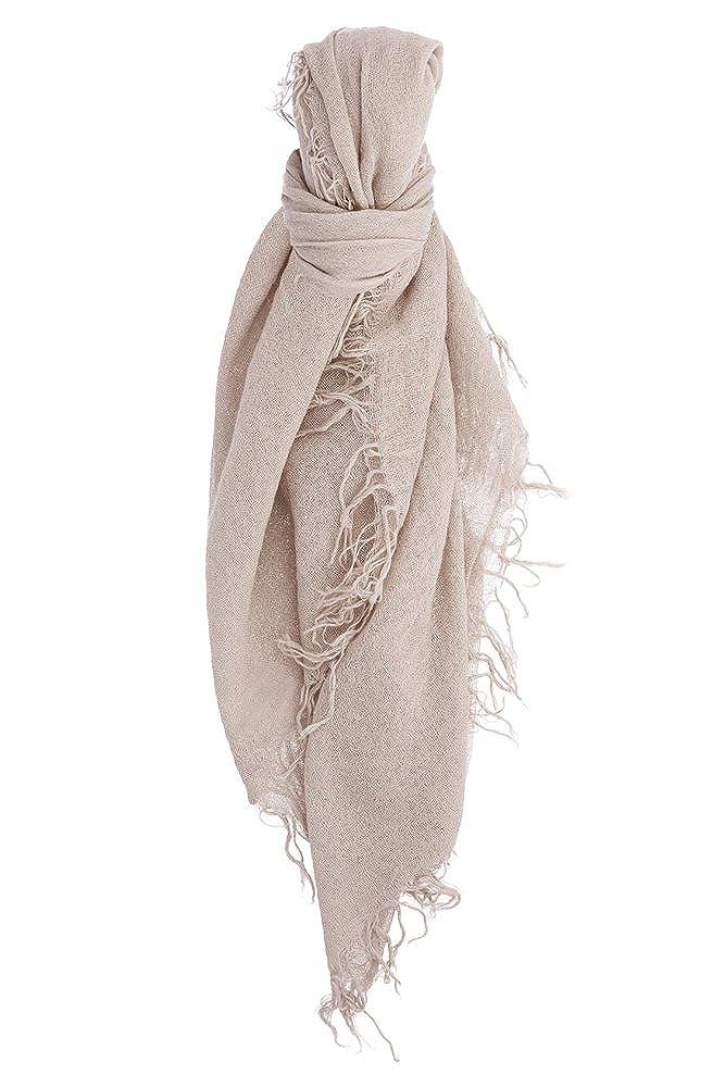 Chan Luu Etherea Cashmere & Silk Soft Scarf Shawl Wrap BRH-SC-140