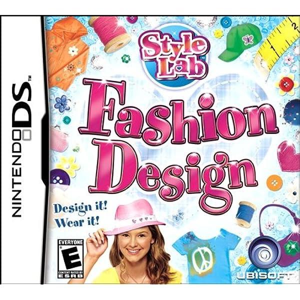 Amazon Com Style Lab Fashion Design Nintendo Ds Video Games