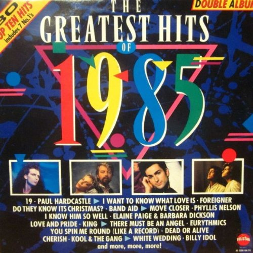 Billy Ocean - Various Artists / The Greatest Hits Of 1985 - Zortam Music