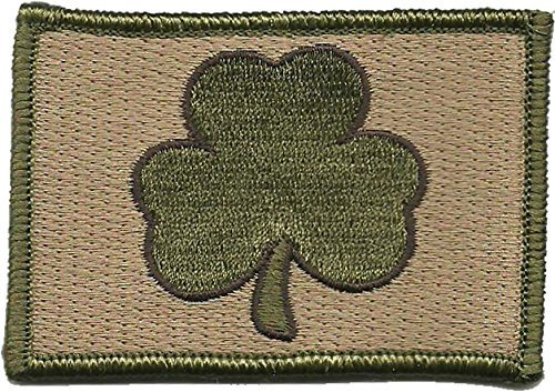 Fixxxer Irish Clover, Mutlitan - Tactical Patch, Hook and lo