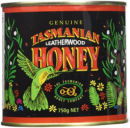 Natural Wonders Bouquet (Tasmanian Leatherwood Honey from Pristine Australian Rainforests - (750)