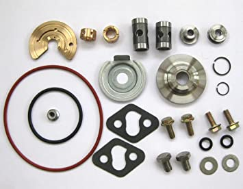 Abcturbo Turbocharger Turbo Repair Kit Rebuild Kit CT20 CT26 for TOYOTA Land Cruiser Hiace Celica 4WD