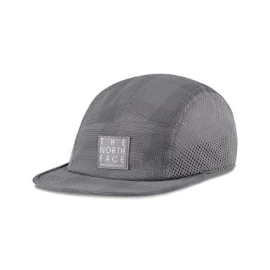 f873bab1 THE NORTH FACE TNF Tech Five Panel Sporty Hat - Grey -: Amazon.co.uk:  Clothing