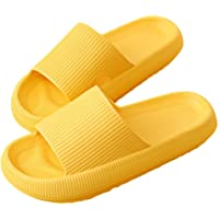 Cloud Feet Ultra-Soft Slippers, Super Soft Home Slippers, Pillow Slides, Bathroom Non-Slip Thick Soled Shoes, Quick…
