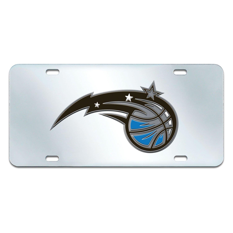 Fanmats NBA Orlando Magic License Plate-Inlaid 6x12