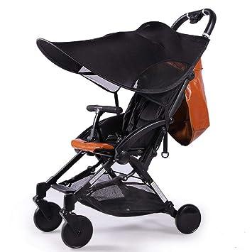 verstellbar Sonnenschutz Kind Buggy Kinderwagen Sonnenschirm Baby