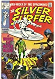 img - for Silver Surfer #10 (A World He Never Made!) book / textbook / text book