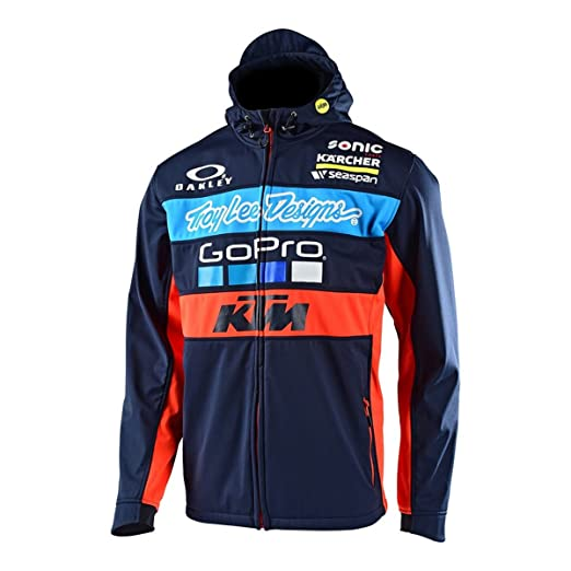 Troy Lee Designs Mens 2017 KTM Team LIC Pit Jacket