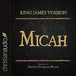 Holy Bible in Audio - King James Version: Micah
