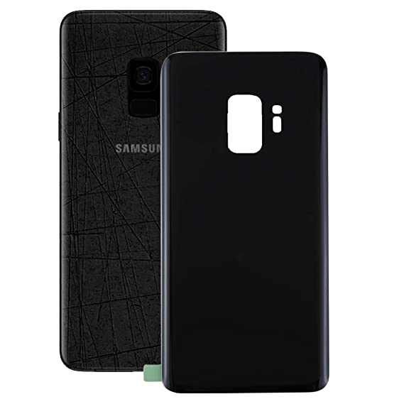 reputable site 8256b 04422 Amazon.com: iPartsBuy for Samsung Galaxy S9 / G9600 Back Cover ...