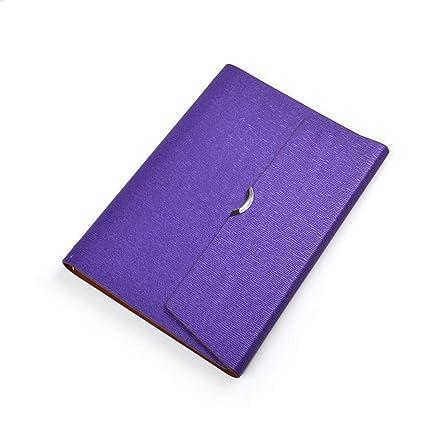 ZLJHH Cuadernos Y Diarios A5 Agenda Del Diario Libro Espiral ...