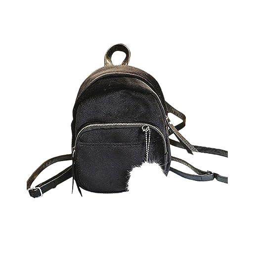aaf889143217 Amazon.com  KONFA Fashion Mini Backpack For Women