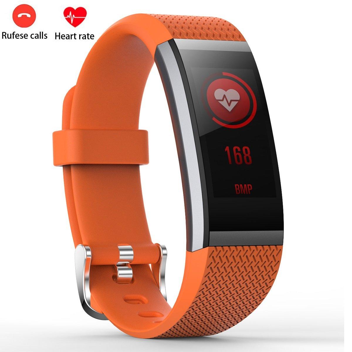 OOLIFENG Fitness Tracker Braccialetto Braccialetto Braccialetto  Intelligente orologi 0,96 IPS Schermo Coloreato Impermeabile blutooth  Pedometro Per Bambini
