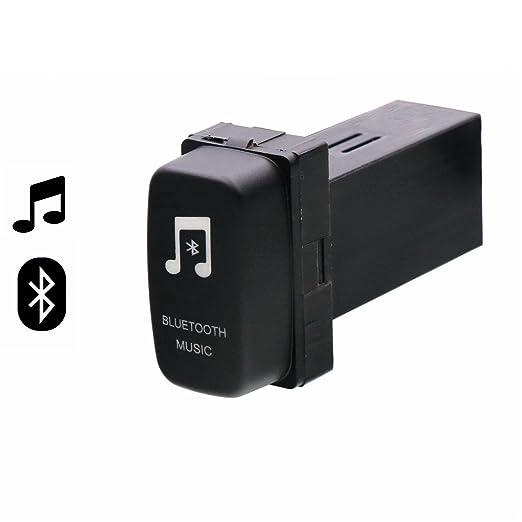 Amazon.com: Adaptador de Módulo de Música Bluetooth de Coche ...