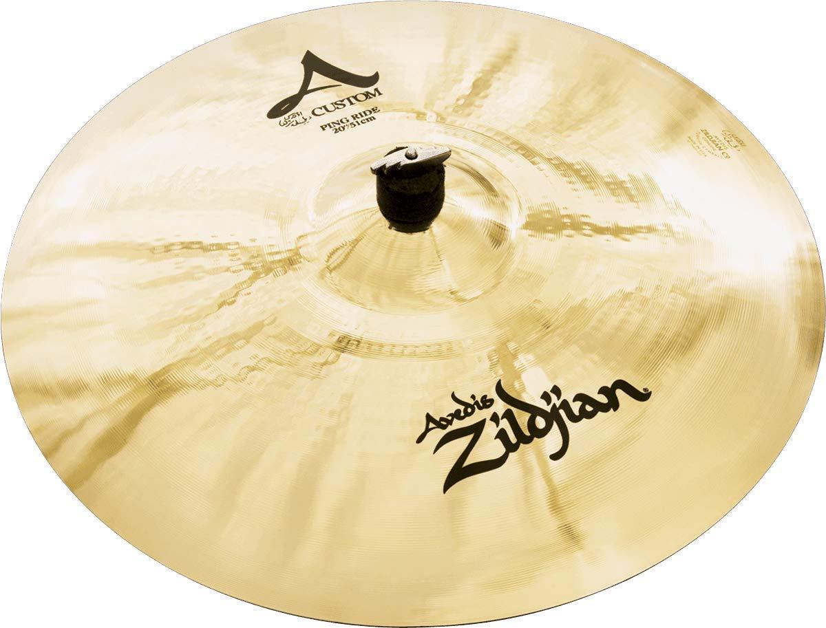 Zildjian A Custom 20'' Ping Ride Cymbal by Avedis Zildjian Company