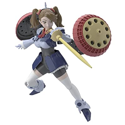Bandai Hobby HGBF Hyper Gyanko Gundam Build Fighters Try Model Kit Figure: Toys & Games