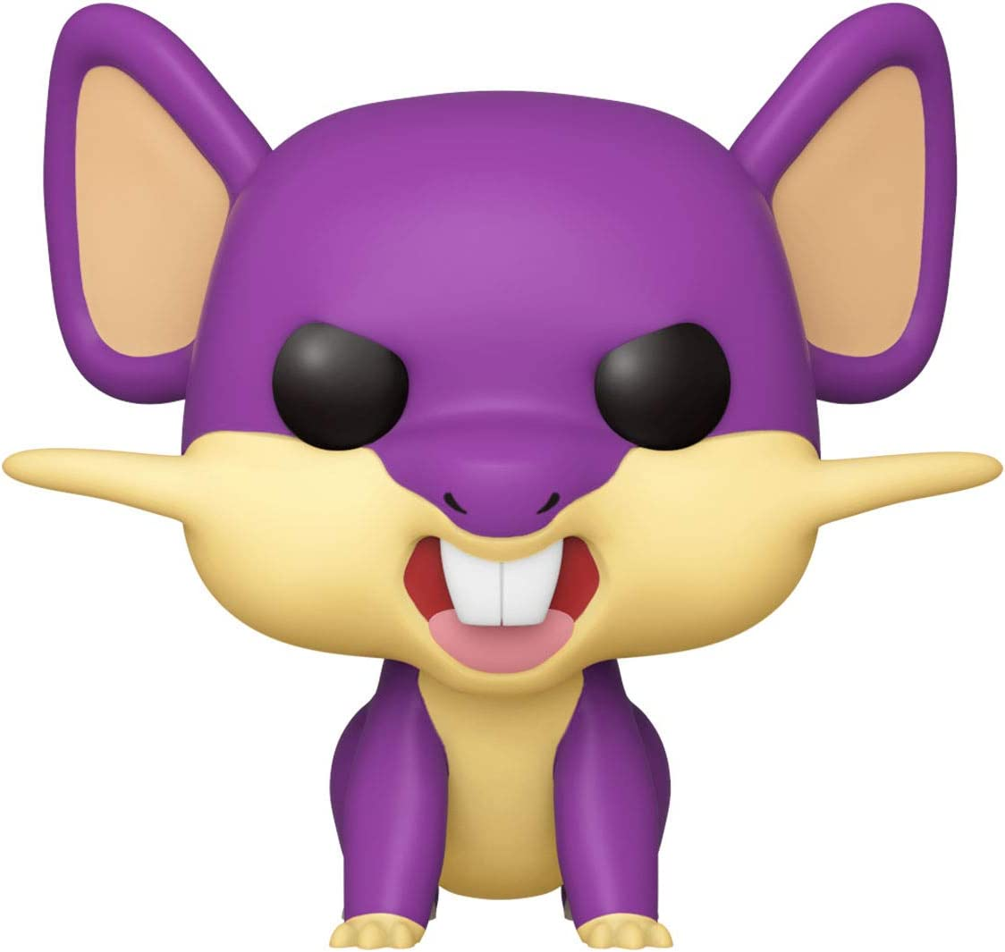 Growlithe Pokemon Collectors Set Series 3 Rattata Grumpy Pikachu Funko Games: POP Cubone
