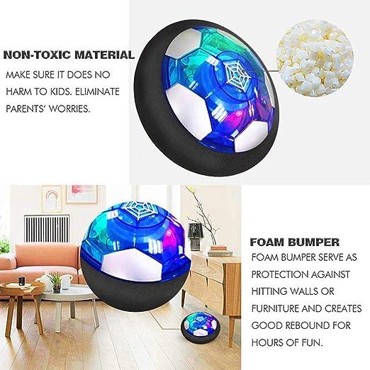 Findema Juguetes para niños Hover Soccer Air Power Soccer ...