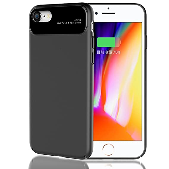 sports shoes c96dd dea8c Amazon.com: iPhone 7 Case, iPhone 8 Case, HXAYR Ultra Thin Slim Fit ...