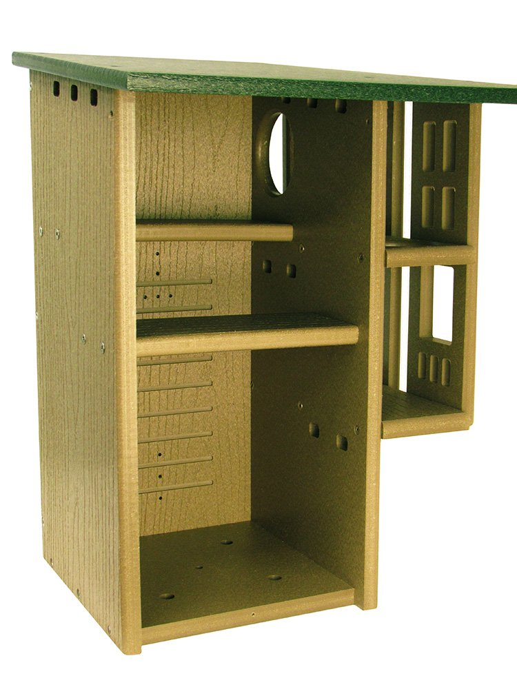 JCs Wildlife Ultimate Red Fox, Gray and Black Squirrel House, Nesting box by JCs Wildlife (Image #6)